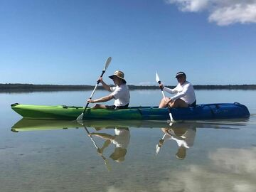 Daily Rate: Explore Noosa's Gorgeous Rivers on this Double Kayak