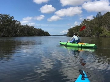 Daily Rate: 2 X Single Kayaks - Daily Discount