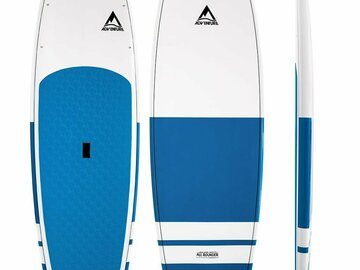 """Daily Rate: Yahoo Surfboards - 10'6"""" All Rounder Adventure SUP"""