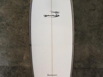 """Daily Rate: Yahoo Surfboards - 6'4"""" EPS Kelvinator Model"""