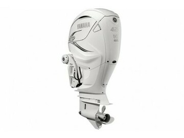 "Selling: 2021 Yamaha V8 5.6L 425HP - 25"" Shaft Outboard Engine"