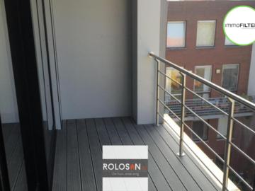 .: Nieuwbouw met Zuid-georiënteerde terras   door Rolosan