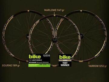 Verkaufen: Laufradsatz 9th Wave Ninefold Bourne 29 MTB Carbon