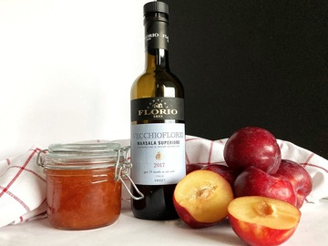Pre-order: Plum and Marsala jam