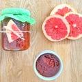 Pre-order: Pink grapefruit marmalade with brown sugar