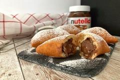 Pre-order: Tortelli dolci fritti (12 pcs)