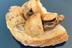 Pre-order: Champignon mushrooms in evo oil