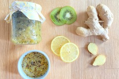 Pre-order: Kiwi and Ginger Jam