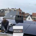 .: Woning met zonnepanelen | door Bentro