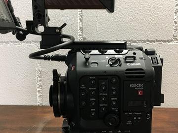 Vermieten: Canon C300 Mark III (Set)