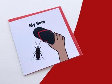 : My Hero ft. Cockroach