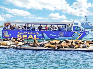 Offering: Boat Captains needed for San Diego SEAL Tours - $1000 BONUS