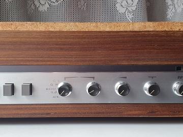 """Faire offre: """"ITT Bell Transistor"""" ampli rétro vintage"""
