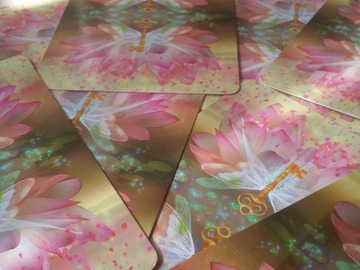 Selling: Mystic Guidance: Fairy Oracle Card Reading. Gain answers today!