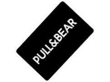 Vente: Carte cadeau Pull and Bear Suisse (91,70CHF = 83,60€)