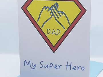 For Sale: BSL Father's Day Card