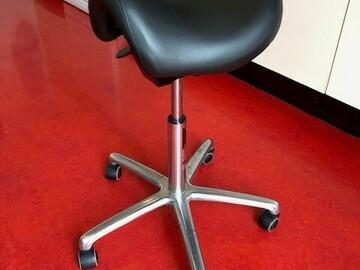 Gebruikte apparatuur: Bambach Saddle Seat