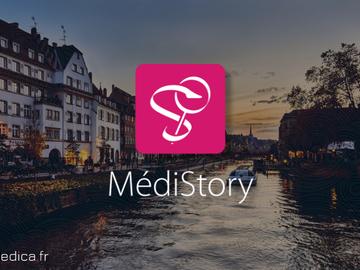 Mise en relation sans paiement en ligne: Alsace - Démonstration du logiciel du cabinet médical MédiStory 4