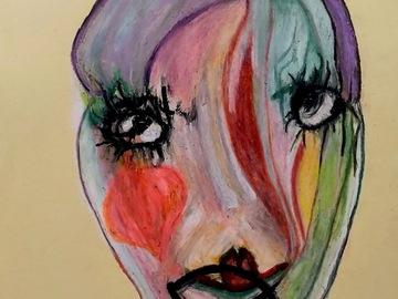 Sell Artworks: Glitter