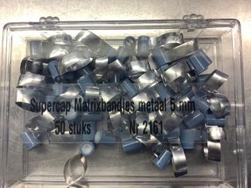 Nieuwe apparatuur: Supercap matrixbandjes en Superlock spanner