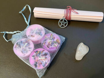 Selling: Pink Love Candle Spell