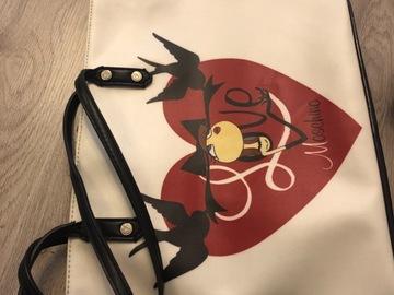 Myydään: Love Moschino bag