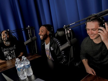 Rent Podcast Studio: MIX Podcast Studio