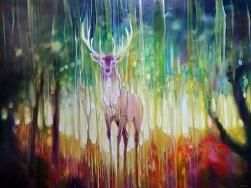 Sell Artworks: Forest Elemental