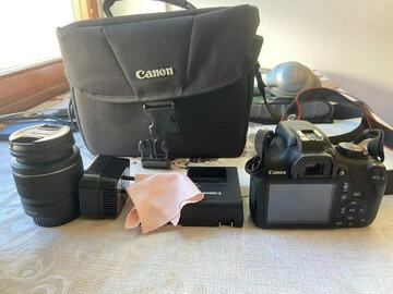 Selling: Canon