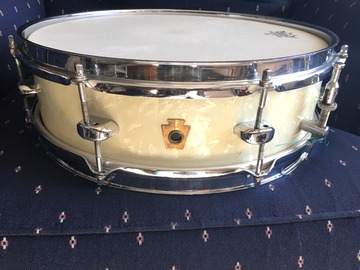Selling with online payment: Snare WFL Compacto 4x14 VGC WMP