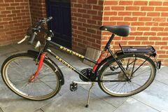 À vendre: Vélo d'occasion à réparer