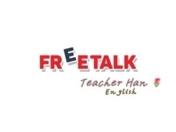 Offering with online payment: Free Talk session with Teacher Han