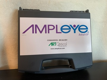 Selling with online payment: Ampleye Scleral GP Fitting Set