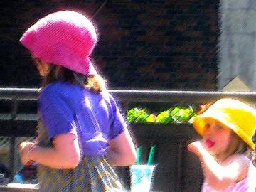 Sell Artworks: Summertime Sisters