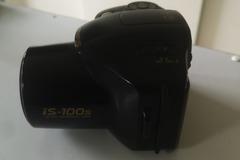 Faire offre: appareil photo olympus argentique iS-100s