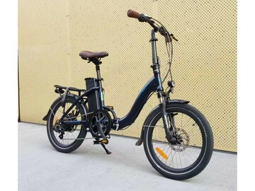 Daily Rate: NCM Paris - Easy to use Ebike