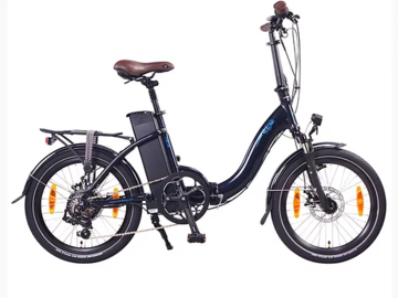 Weekly Rate: Stylish E-Bike! Tour Brisbane City and the River Paths!