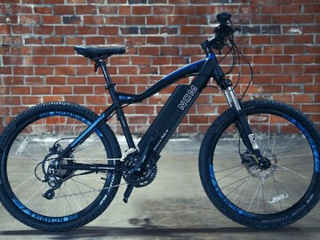 Daily Rate: Tough & Ready for Adventure! E-Bike!