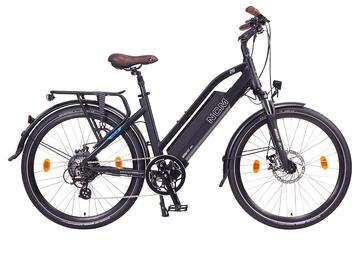 Daily Rate: NCM Milano E-Bike - Stylish Cruiser!