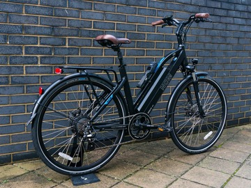 Daily Rate: Day in Brissy? Ride in Comfrt on this German made E-Bike