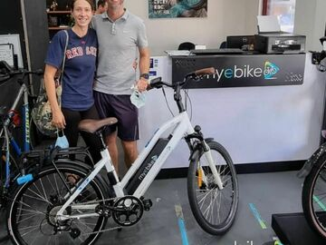 Weekly Rate: Travel in Style this Brissy Holiday - NCM  Milano E-Bike