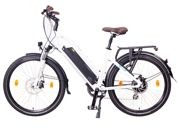 Weekly Rate: Weekly Rental for NCM Milano E-Bike