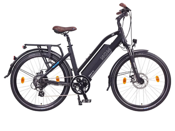 Daily Rate: Stylish E-Bike - Go your own pace this holiday!