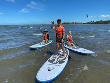 Daily Rate: 2 X Standup PaddleBoards - Family Fun