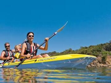 Daily Rate: Paddle The Bay in this Double Kayak