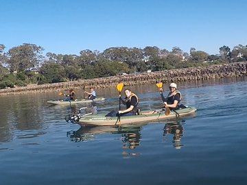 Daily Rate: Twice the Fun  - Double Kayak