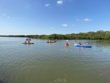 Weekly Rate: Holiday Fun - Week long booking on Double Kayak
