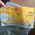 Vente: Chèque cadeau Kadeos Infini (20€)