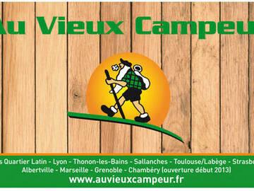 Vente: e-carte cadeau Au Vieux Campeur (150€)