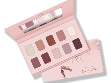 Selling with online payment: EYESHADOWS PALETTE EXULTATION